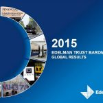 2015 Edelman Trust Barometer Report: The role of purpose in driving trust and innovation