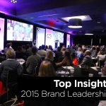 Top Insights Shared at 2015 Brand Leadership Summit